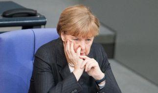 Merkel verteidigt Islam-Erklärung gegen parteiinterne Kritik (Foto)