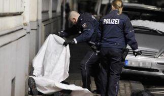 Wuppertal: Mann schießt auf Polizisten und tötet sich selbst (Foto)