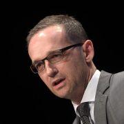 Justizminister Maas will das Wort Mörder streichen (Foto)