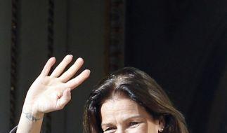 Stéphanie von Monaco wird 50. (Foto)
