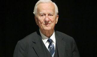 Alt-Bundespräsident Richard von Weizsäcker ist tot (Foto)