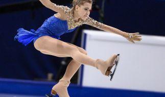 Eiskunstlauf-EM 2015 in Stockholm: Infos zu TV-Programm und Ergebnissen hier. (Foto)