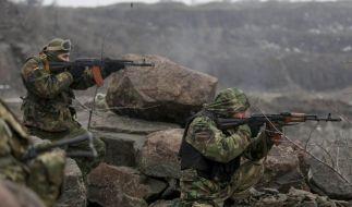 Friedensgespräche für Ostukraine scheitern an Separatisten (Foto)