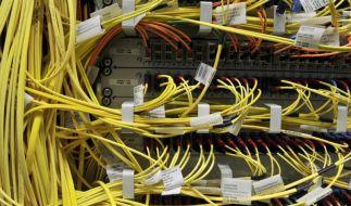 Nach NSA-Affäre: Telekom dockt am Internetknoten DE-CIX an (Foto)