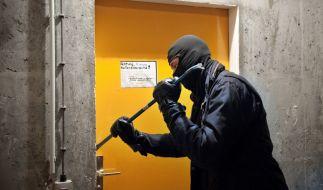 Einbrecher haben es auf die schnelle Beute abgesehen. (Foto)