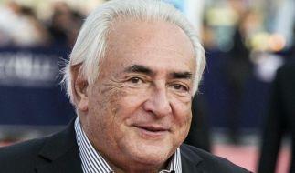 Strauss-Kahn stand wegen Sexpartys mit Prostitutierten vor Gericht. (Foto)