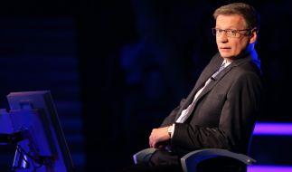 Bei diesem Blick sollten Günther Jauchs Kandidaten die Ohren spitzen. (Foto)