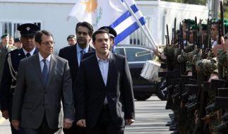 Athen will keinen Euro-Austritt (Foto)