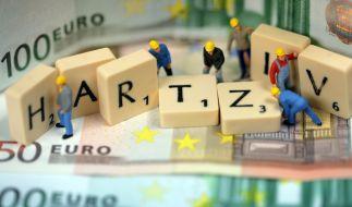 500.000 Hartz-IV-Empfänger könnten betroffen sein. (Foto)