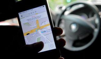 Uber forscht an selbstfahrenden Autos (Foto)