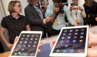 Apples iPad führt weiter klar im Tablet-Geschäft (Foto)