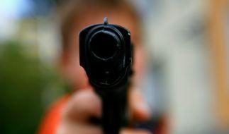 Ein dreijähriger Junge hat in Albuquerque seine Eltern aus Versehen angeschossen. (Symbolbild) (Foto)