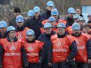 Schwerpunkt der Metall-Warnstreiks inNordrhein-Westfalen (Foto)