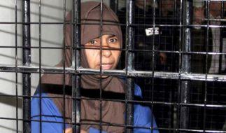 Sadschida al-Rischawi, die wegen eines gescheiterten Selbstmordattentats in Jordanien im Gefängnis saß, ist hingerichtet worden. (Foto)