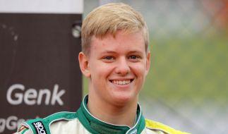 Mick Schumacher wurde im Oktober 2014 WM-Zweiter in der Kartmeisterschaft. (Foto)