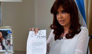 Nisman wollte offenbar Haftbefehl gegen Kirchner (Foto)