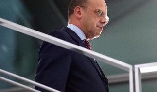 Edathy-Affäre: SPD-Politiker Hartmann schwer unter Druck (Foto)
