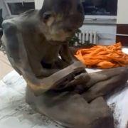 Identität des Mumien-Mönches gelüftet (Foto)