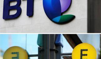 BT übernimmt Mobilfunkunternehmen EE - Telekom wird Großaktionär (Foto)