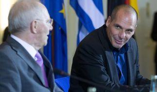 Griechenland unter Druck: EZB und Schäuble bleiben hart (Foto)