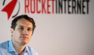 Rocket Internet wettet halbe Milliarde Euro auf Essenszustellung (Foto)