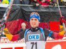 Beim Biathlon-Weltcup 2015 in Nove Mesto feiert die Single-Mixed-Staffel ihre Premiere (im Bild: Simon Schempp). (Foto)