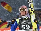 Beim Skisprung-Weltcup 2015 in Titisee-Neustadt konnte Severin Freund die deutschen Hoffnungen erfüllen. (Foto)