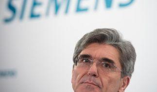 Siemens streicht insgesamt 9000 Jobs (Foto)
