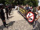 Referendum gegen Homosexuellenrechte in der Slowakei (Foto)