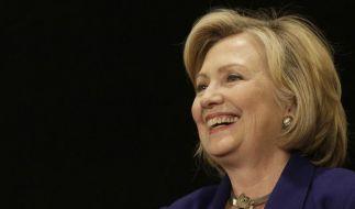 Bericht: Hillary Clinton hat Wahlkampfteam schon zusammen (Foto)
