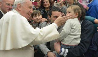 Kinderschutzkommission imVatikan kritisiert den Papst (Foto)