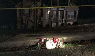Mann tötet vier Menschen und sich selbst in Douglasville (USA). (Foto)