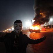 Nach tödlichen Krawallen: Ägyptens Fußball-Liga pausiert (Foto)