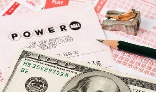Beim Powerball Lotto in den USA warten exorbitante Gewinne von bis zu einer halben Milliarde Dollar auf die glücklichen Gewinner. (Foto)