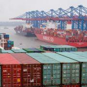 Deutsche Exporteure feiern Rekordjahr (Foto)