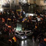 Rechtsruck bei Pegida - Bachmann ist zurück (Foto)