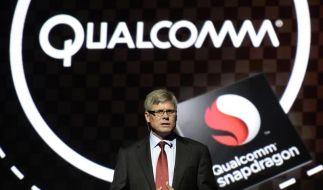 975 Millionen Dollar Strafe für Chiphersteller Qualcomm (Foto)