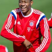Bayern-Stars posieren im String-Tanga (Foto)
