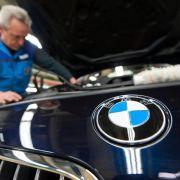 BMW verkauft weniger Autos als Audi und Mercedes (Foto)
