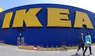 Tödlicher Überfall bei Ikea in Schweden: In dieser Filiale des Möbelhauses in Vasteras werden bei einem Messerangriff zwei Menschen getötet. (Foto)