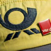 Tarifstreit bei der Post:Verdi kündigt Arbeitszeitregelung (Foto)