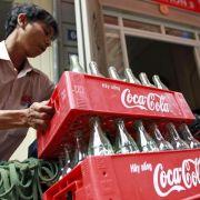 Coca-Cola stellt sich auf Umbruch ein (Foto)