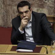 Griechenlands Regierung wirbt in Brüssel um Vertrauen (Foto)