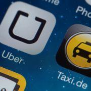 Gericht stoppt in Berlin Mietwagen-Modell des Fahrdiensts Uber (Foto)