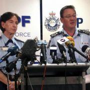 Zwei Terrorverdächtige in Australien festgenommen (Foto)