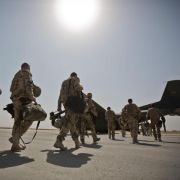 Zahl der traumatisierten Soldaten deutlich gestiegen (Foto)