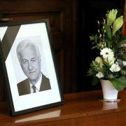 Deutschland nimmt Abschied von Richard von Weizsäcker (Foto)