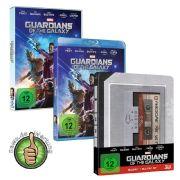 3D-Steelbook-Edition, Blu-ray und DVD sind seit dem 8. Januar 2015 im Handel erhältlich.