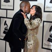 Kim Kardashian mag's am liebsten von hinten (Foto)