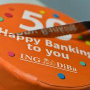 ING-Diba lockt Digitaloffensive und Gebührensenkung (Foto)